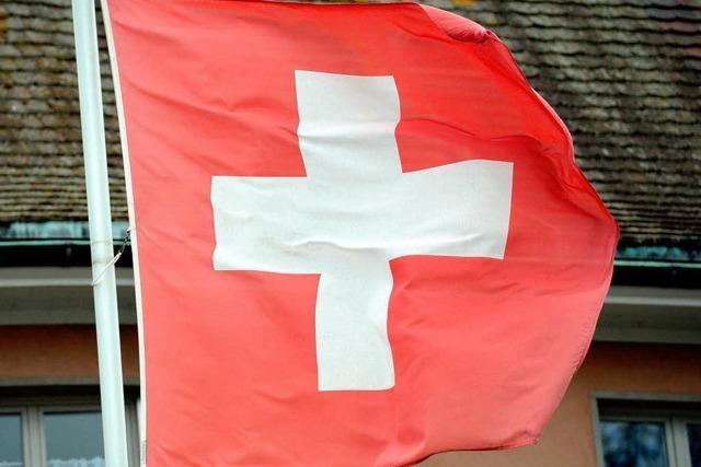 Schweizer lehnen Kampfjet-Kauf und Mindestlohn ab