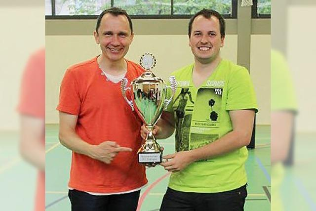 Dritter Meistertitel für Dirk Enderle