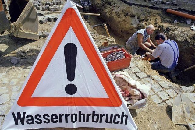 Mehr Druck für Kiechlinsbergen