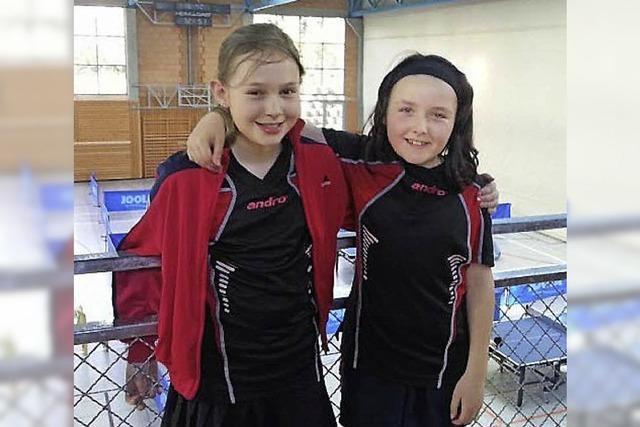 Tischtennisclub Suggental feiert beste Saison