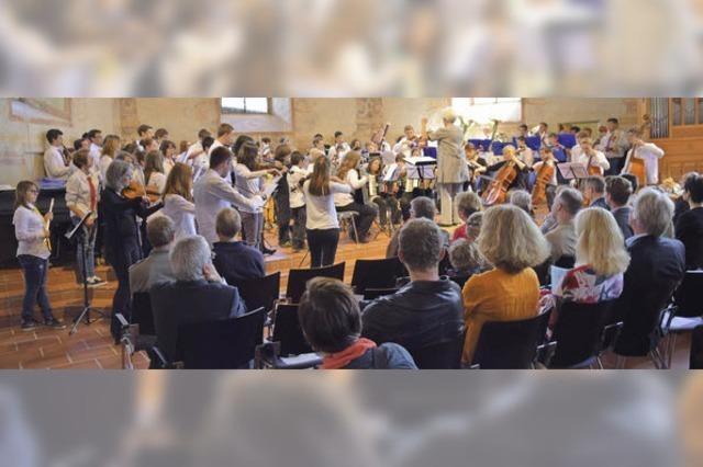Ein internationales Fest der Musik