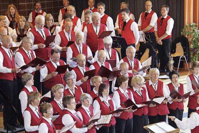 Chor auf einem zukunftsfähigen Kurs