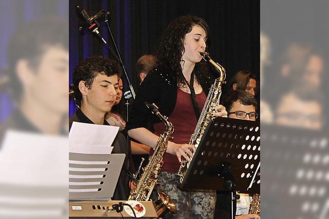 Den Bogen vom Jazz zur Klassik gespannt
