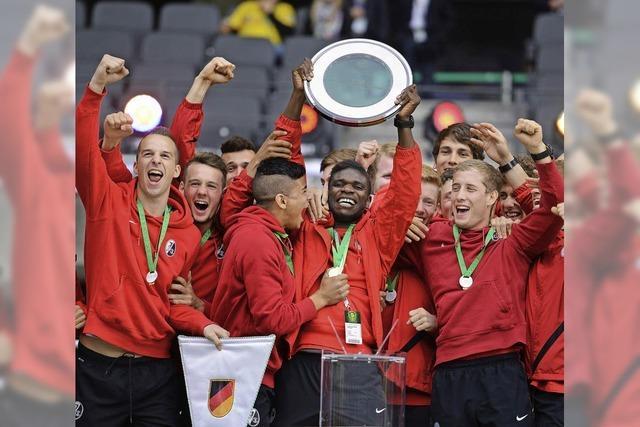 Der SC Freiburg schreibt an der Spree Geschichte