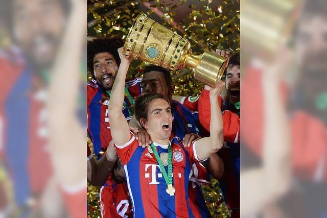 Bayern - Dortmund: Taktische Finessen im Berliner Fußballzirkus