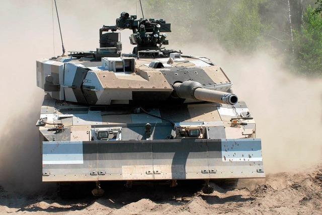 Mehr Rüstungsexporte in problematische Länder