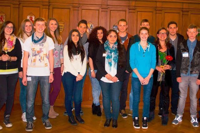Neuer Jugendgemeinderat in Waldkirch gewählt