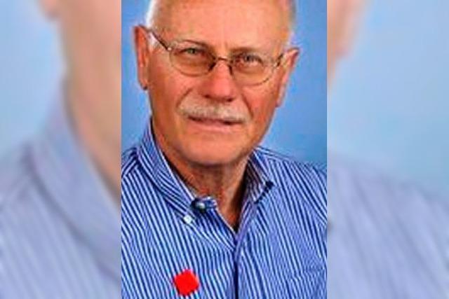 Bernd-Rüdiger Hein (Wehr)