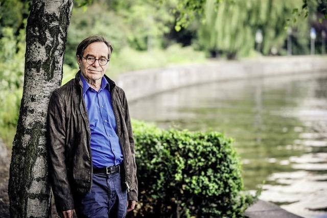 """Wolfgang Prosinger liest aus seinem Buch """"In Rente – Der größte Einschnitt unseres Lebens"""""""
