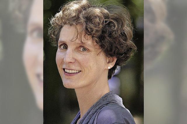 Annette Pehnt liest in der Psychiatrie