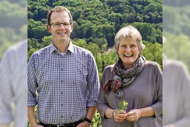 Neue Leitung für Weingut Blankenhorn