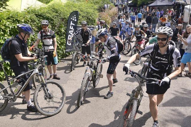 Mountainbike-Szene trifft sich zur Mitmachmesse