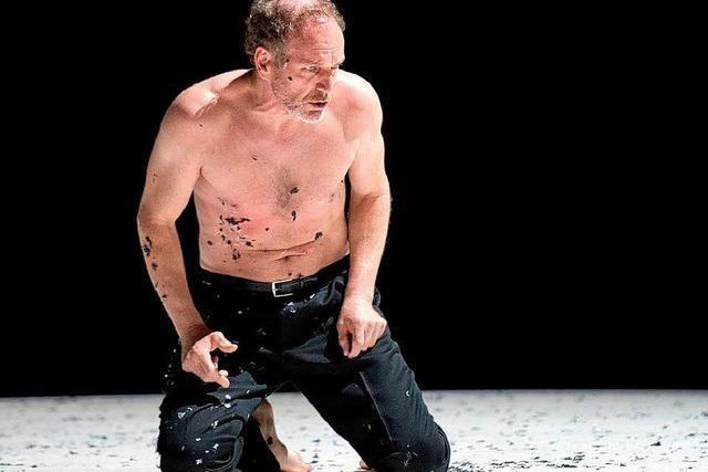 Odysseus-Oper in Zürich: Der Held im Karton