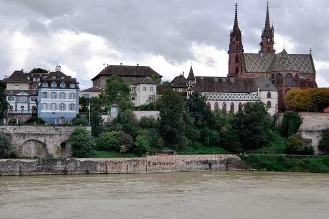 Warum lehnt Basel den Fußgängersteg in der Altstadt ab?