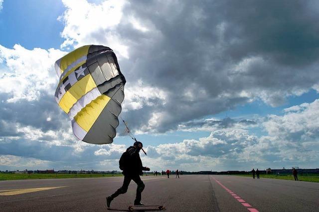 Streit um Tempelhof: Berlin zankt um eine Riesenwiese