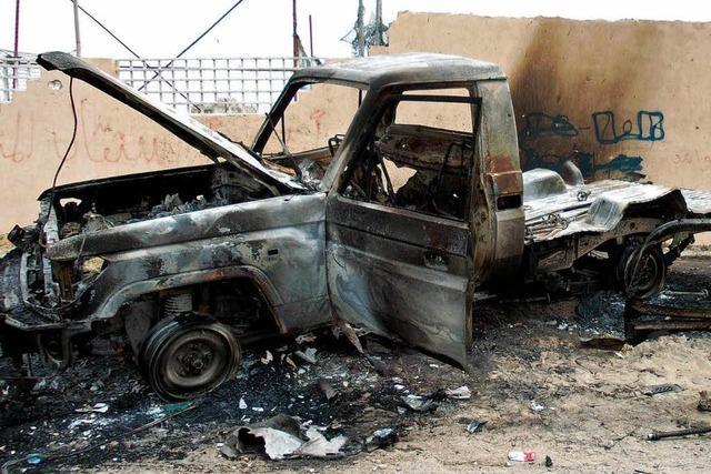 Milizen kämpfen um die Macht in Libyen