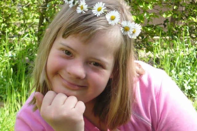 Meine Schwester ist anders – sie hat das Down Syndrom