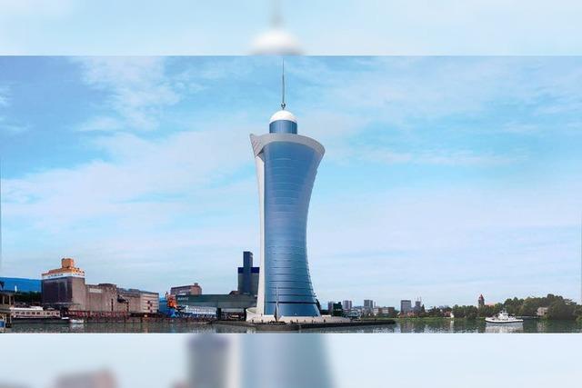 Basel plant einen Leuchtturm am Dreiländereck