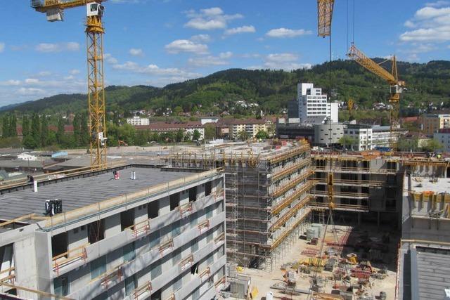 Neues Wohnheim am Güterbahnhof – Platz für 376 Studierende