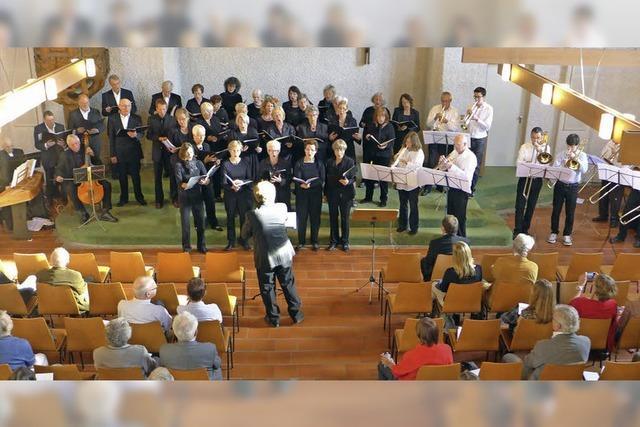 Geistliche Abendmusik als wahrhaft