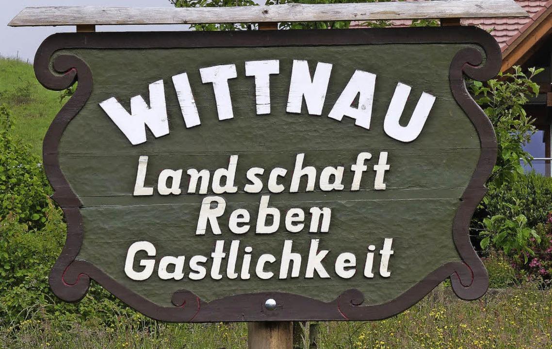 So sehen die Wittnauer ihren Ort.    Foto: Andrea Gallien
