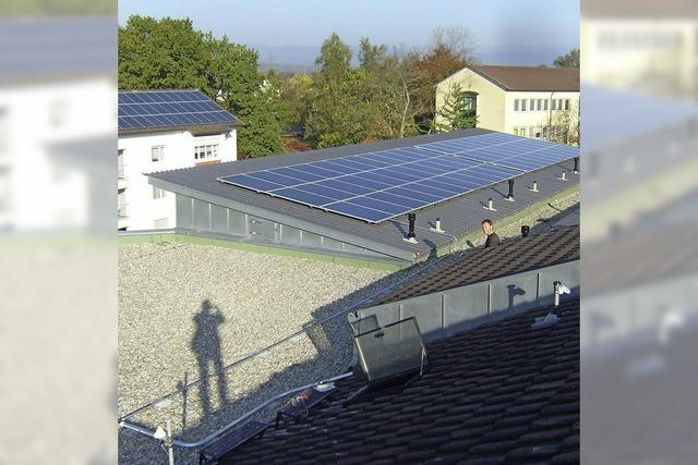 Die Energiewende erreicht den Eurodistrict