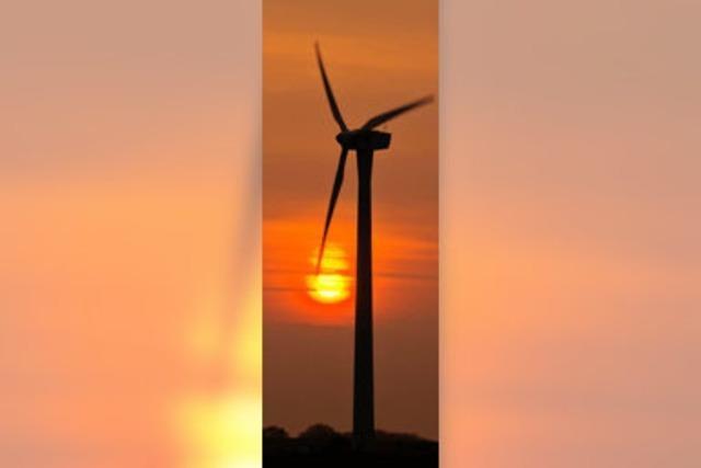Bürger in Gersbach machen gegen Windkraft mobil und planen die Gründung eines Vereins