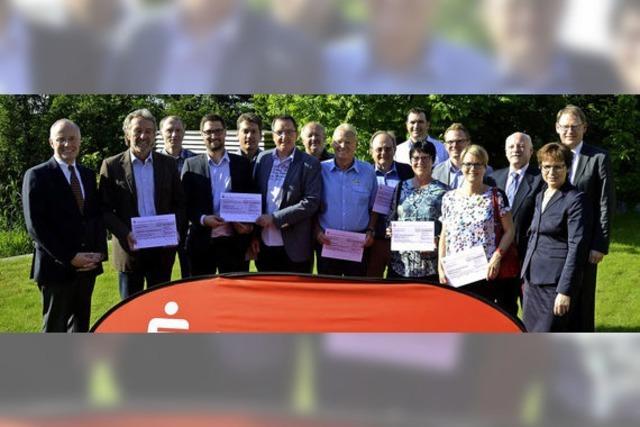 144 000 Euro für Sport in Offenburg