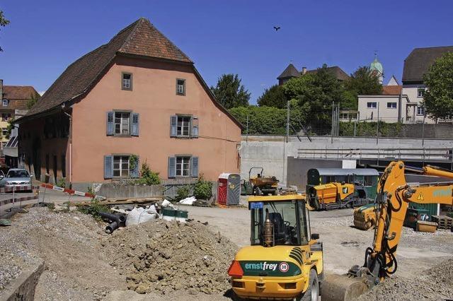Roten Haus wird kein Bürgerzentrum