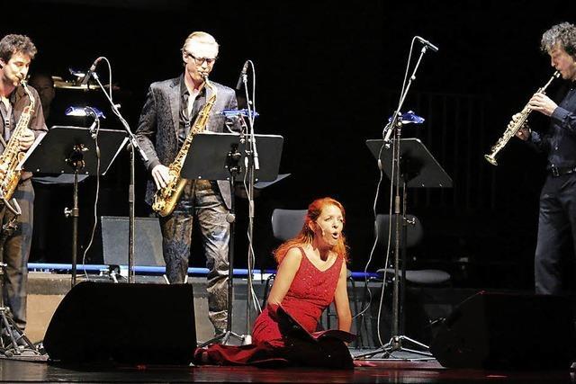 Als hätte William Byrd für Saxofone komponiert...