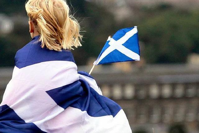 Farewell, Westminster: Spaltet sich Schottland ab?