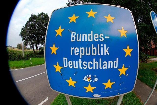 Zuwanderer zieht es nach Deutschland