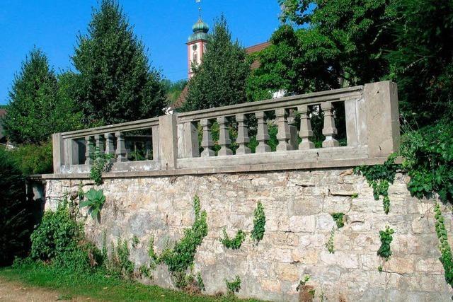Bürger wollen sich um den Schlosspark kümmern