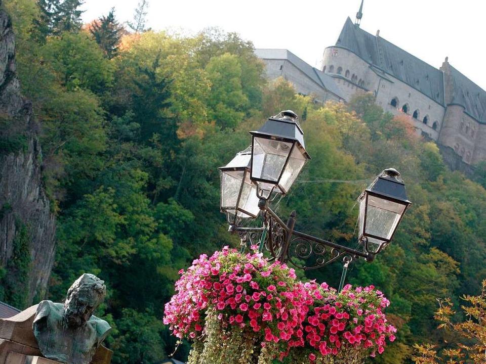 Viermal kam der französische Dichter u...Vianden erinnert an seine Aufenthalte.  | Foto: O.N.T. Luxemburg