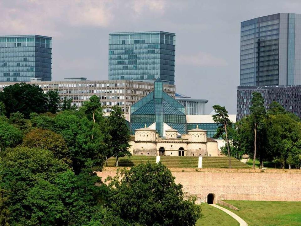 Das Museum für moderne Kunst (Mudam).  | Foto: O.N.T. Luxemburg