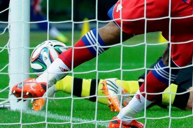 FC Bayern stellt Antrag für die Torlinientechnologie