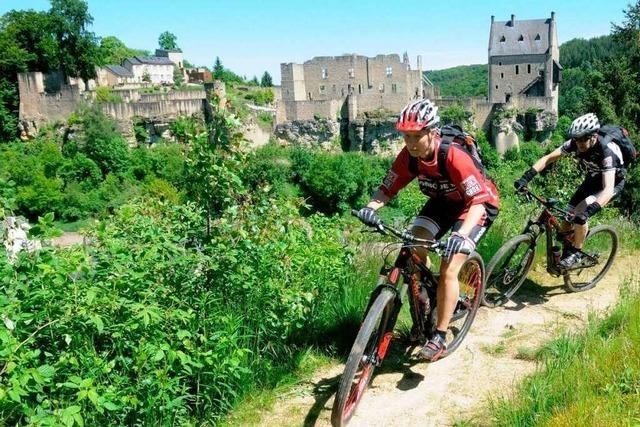 Die besten Mountainbike-Touren in Luxemburg