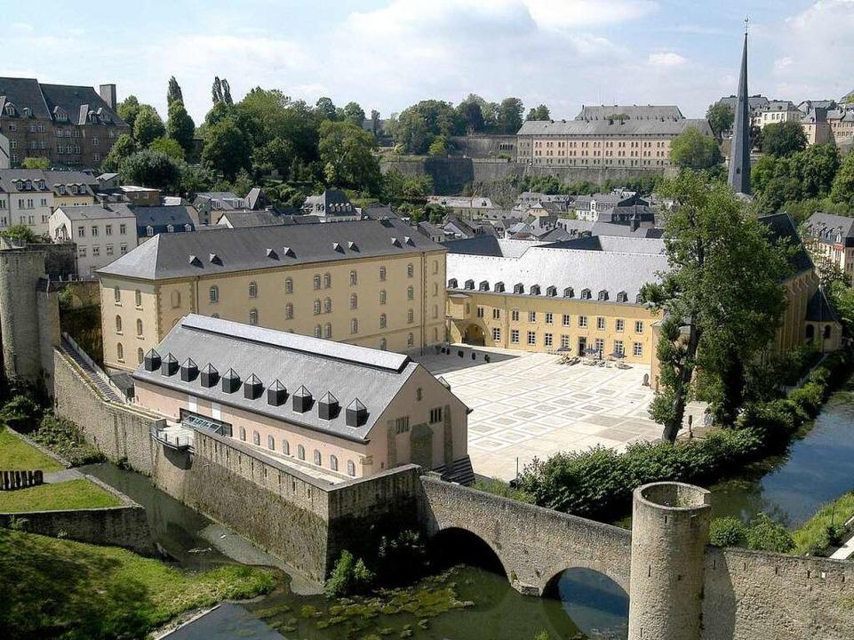 Einst Gefängnis, heute Spielstätte für...anzdarbietungen: die Abtei Neumünster.  | Foto: O.N.T. Luxemburg