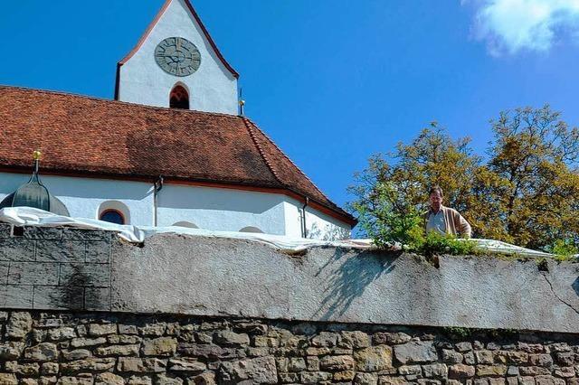 Klagemauer von Lausheim