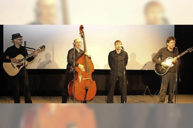 Doppeltes Vergnügen mit dem Spaß-Quartett