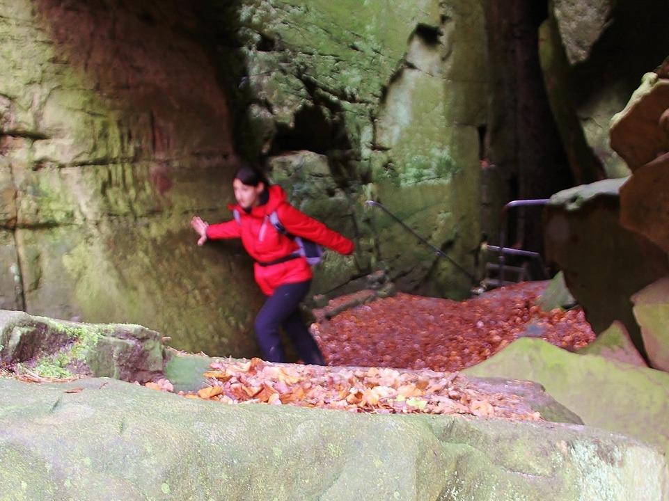 Eigenwillige Felsformationen, idyllisc...rn in Luxemburg ist ein Naturerlebnis.  | Foto: O.N.T. Luxemburg