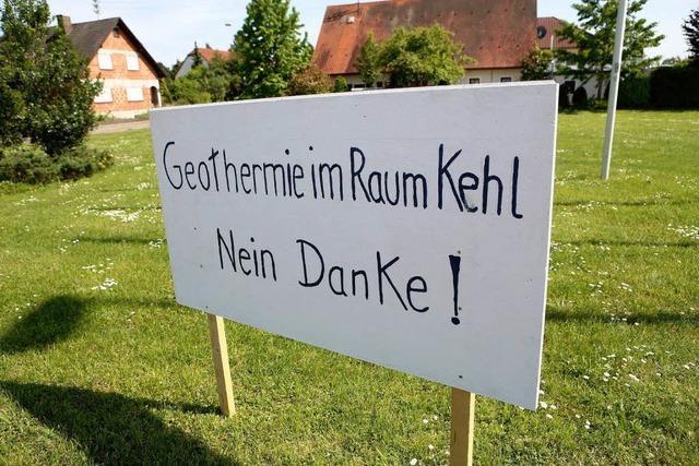 Initiative gegen Geothermie
