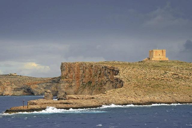 Etwas Besonderes im Mittelmeer - die Insel Gozo