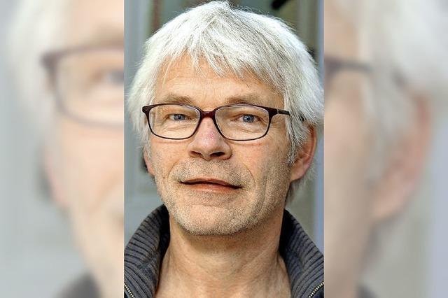 Wolfgang Stickel vom Schüler-Film-Forum: Von Freiburg nach Cannes und zurück