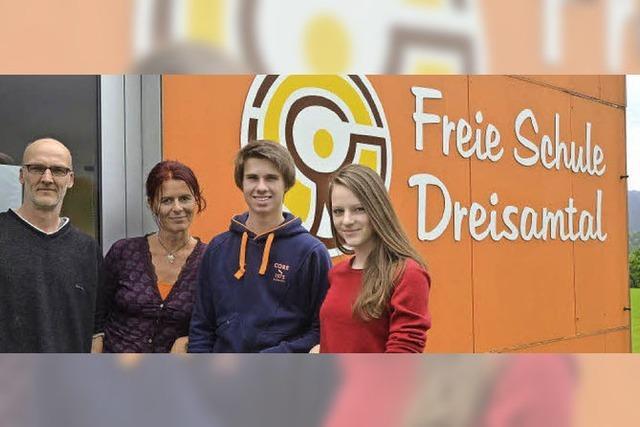 Freie Schule besteht seit zehn Jahren