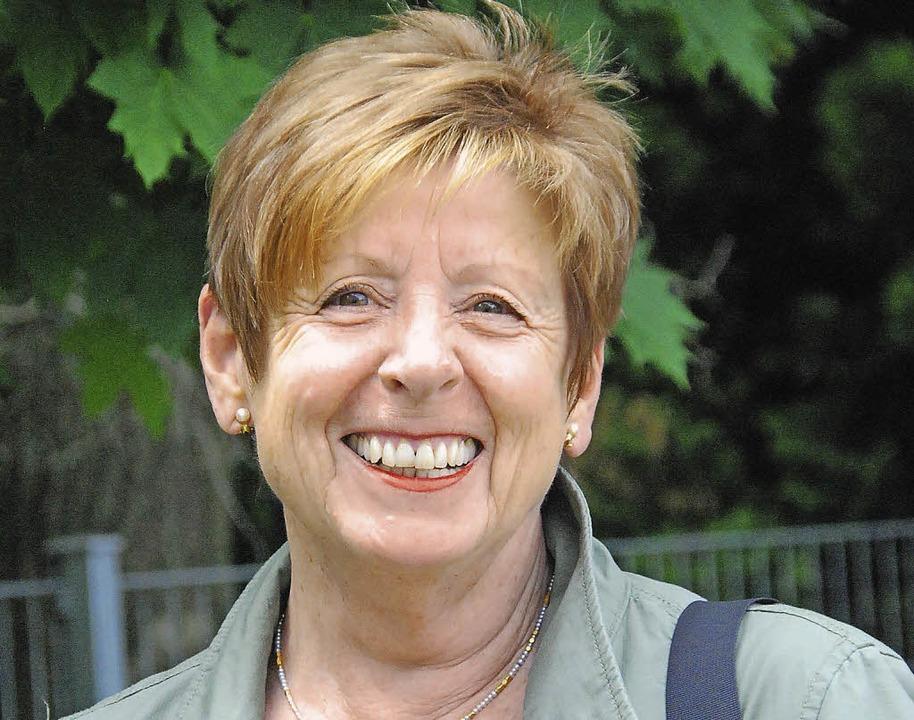 Margit Jüngerkes saß 20 Jahre im Gemeinderat.   | Foto: Ralf Staub