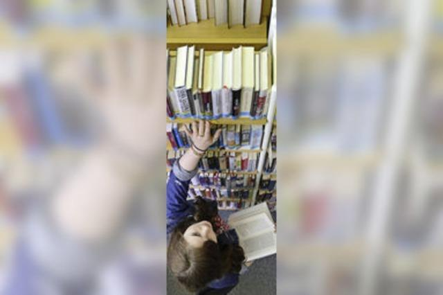 Stadtbibliothek vermeldet Rekordjahr – allen Trends zum Trotz