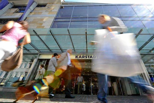 Karstadt-Filiale wird umgebaut – im laufenden Betrieb