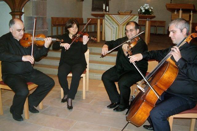 Botschafter der georgischen Musik