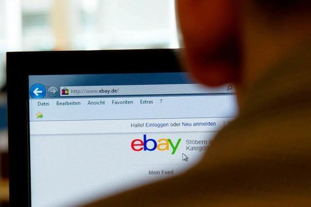 Ebay-Nutzer sollen Passwörter nach Hackerangriff ändern